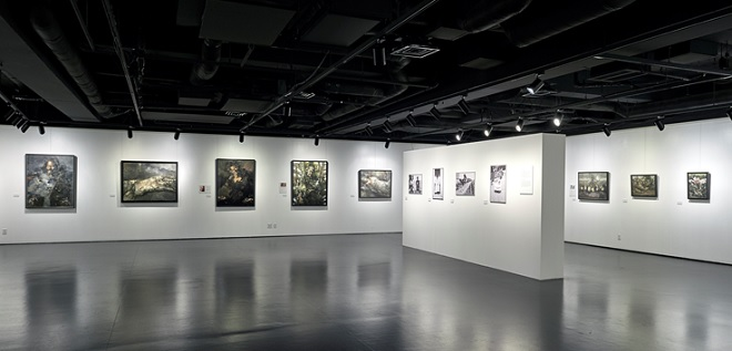 exhibition scenery