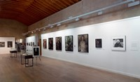 Scenery of the Exhibition at University of Salamanca