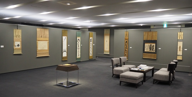 """Zen and Bushido"" Exhibition, scene of Exhibition"